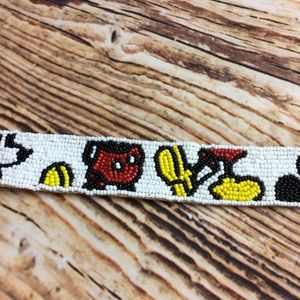 Disney Accessories - Vintage Mickey Mouse Belt